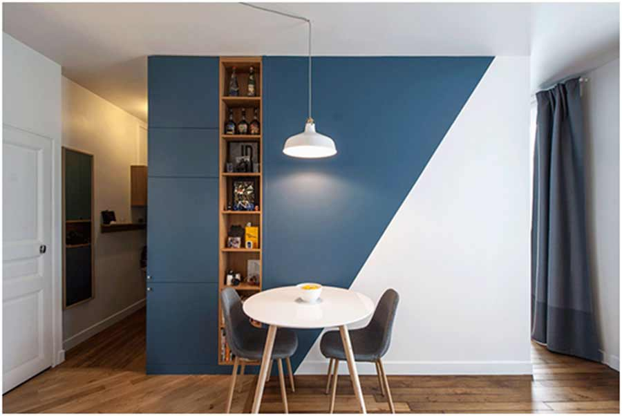 A Small And Suffocating E They Have Managed To Turn It Into Fully Functional Apartment With Storage Compartments That Meet The Needs Of In